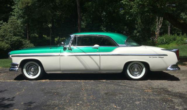 1955 Chrysler New Yorker St Regis 2 Door Hardtop With 331 Hemi Engine For Sale In Bethesda