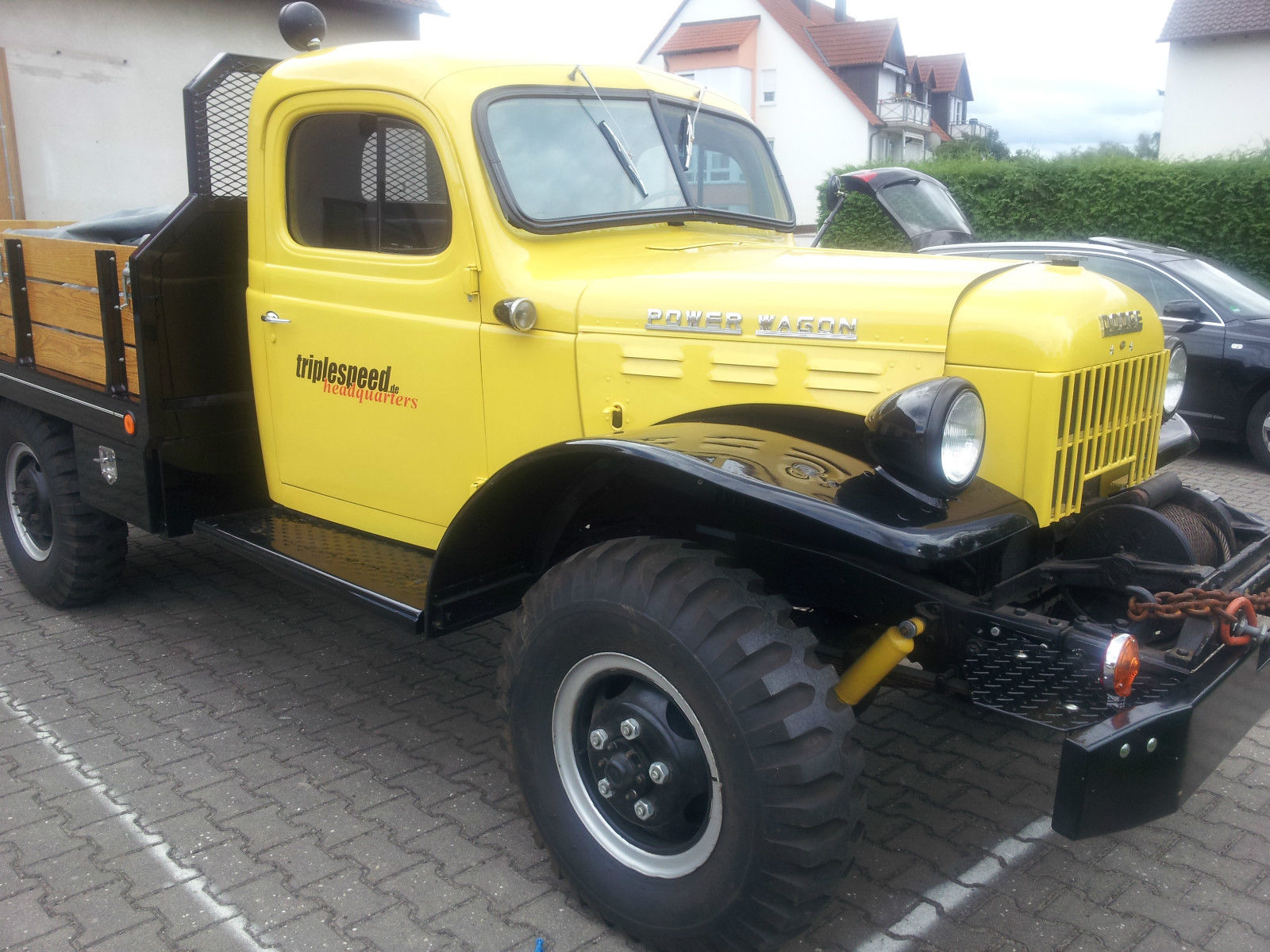 1955 dodge power wagon for sale in nürnberg, germany for sale1955 Dodge Power Wagon Base 38l For Sale #5