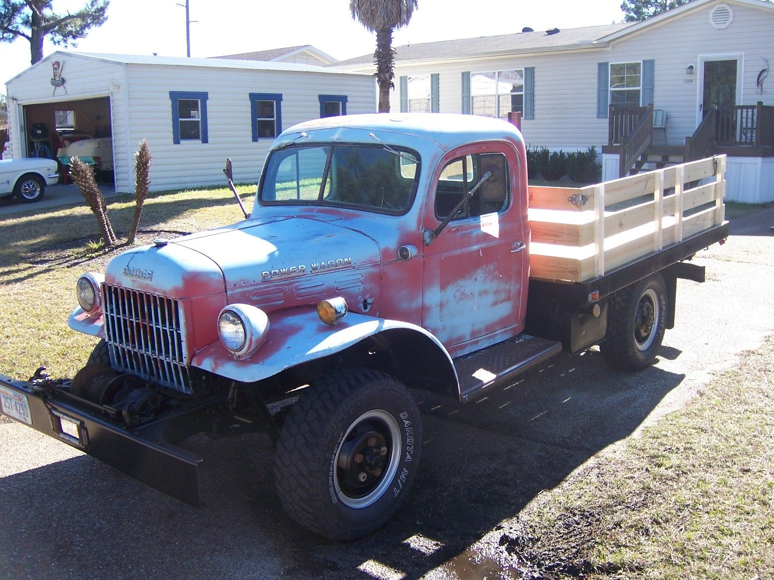 1955 dodge power wagon base c3 pw6 126 3 8l for sale in panama city1955 Dodge Power Wagon Base 38l For Sale #1