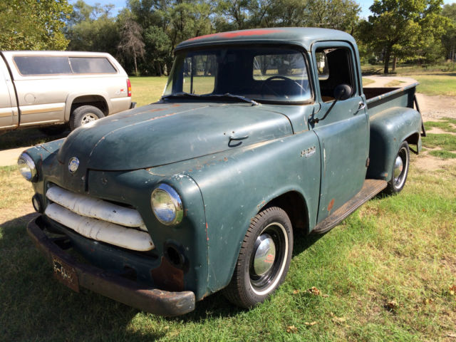 Used Cars For Sale Wichita Ks >> 1955 dodge truck shortbed 1/2 ton job rated c1 series for sale in Wichita, Kansas, United States ...