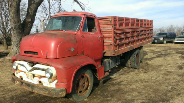 Trucks For Sale In Ms >> 1955 Ford Cabover COE truck for sale in Dickens, Iowa, United States for sale: photos, technical ...