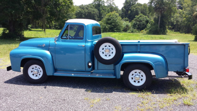 Pickup Trucks For Sale >> 1955 FORD F250 PICKUP for sale in Brunswick, Georgia, United States