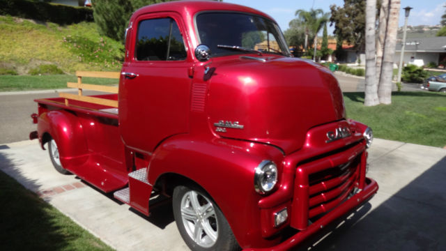 1955 gmc coe first series cab over engine street rod resto for Gmc motors for sale