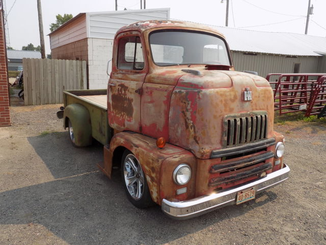 1955 international coe hot rod rat rod street rod truck big block chevy 454 for sale in osmond