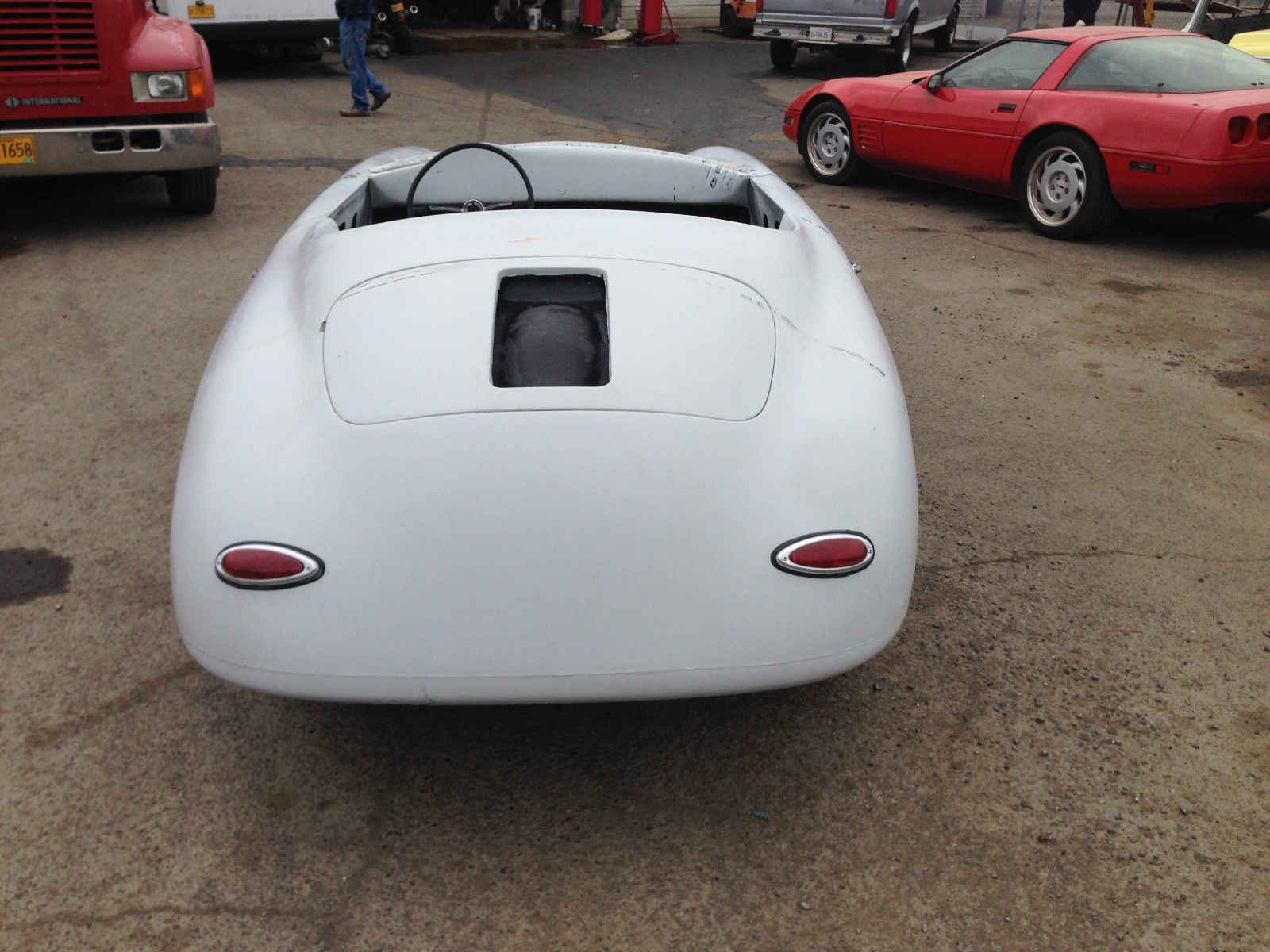 1956 356 Porsche Replica Kit Car For Sale In Medford
