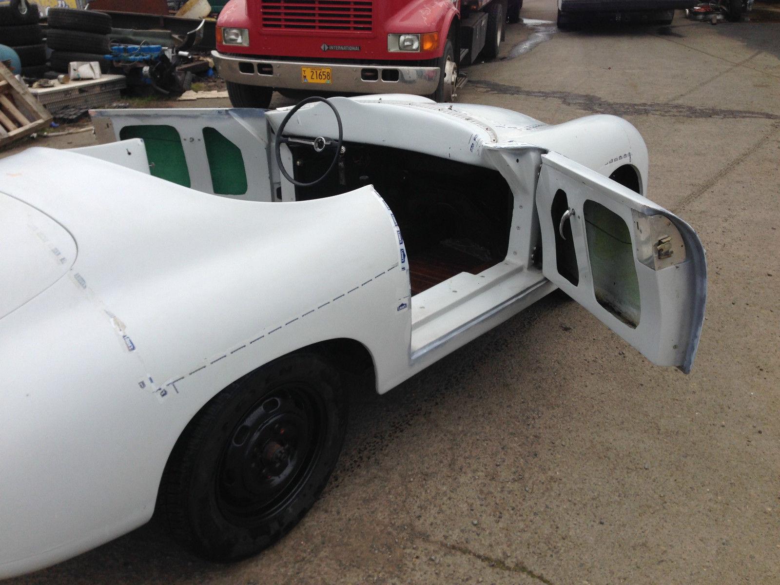 1956 356 Porsche Replica Kit Car For Sale In Medford