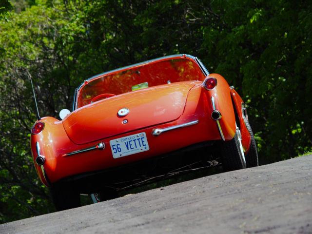 1956 / 56 Chevrolet Corvette for sale in Dunrobin, Ontario ...