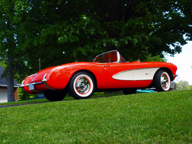 Corvette For Sale Ontario >> 1956 / 56 Chevrolet Corvette for sale in Dunrobin, Ontario ...
