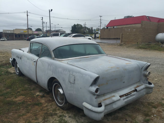 1956 buick special 2 door hardtop project car no reserve