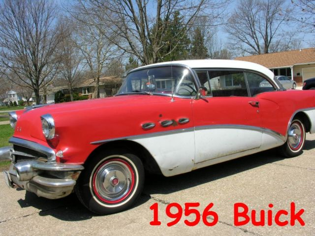1956 buick special 2dr riviera hardtop low miles manual for 1956 buick special 2 door hardtop