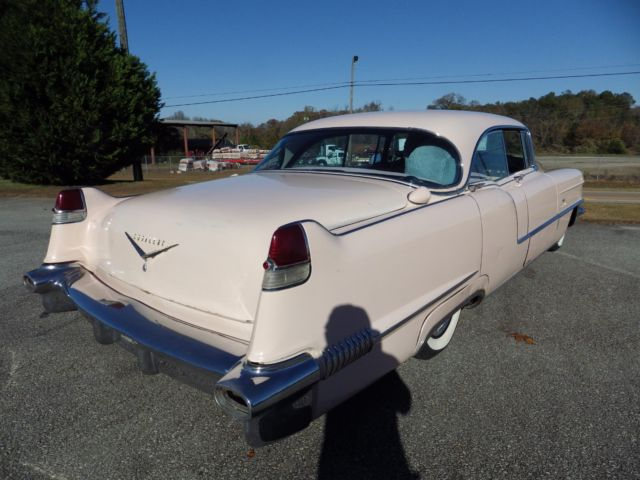 1956 Cadillac Deville Hard Top Restomod for sale: photos