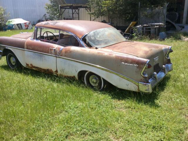 1956 chevrolet 210 2 door hardtop for sale in dothan for 1956 chevy four door hardtop
