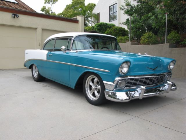 1956 Chevrolet 210 2dr Hardtop