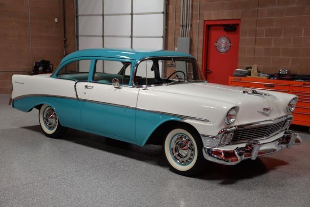 1956 chevrolet 210 delray 2 door sedan 72k original miles for 1956 chevy 210 2 door sedan