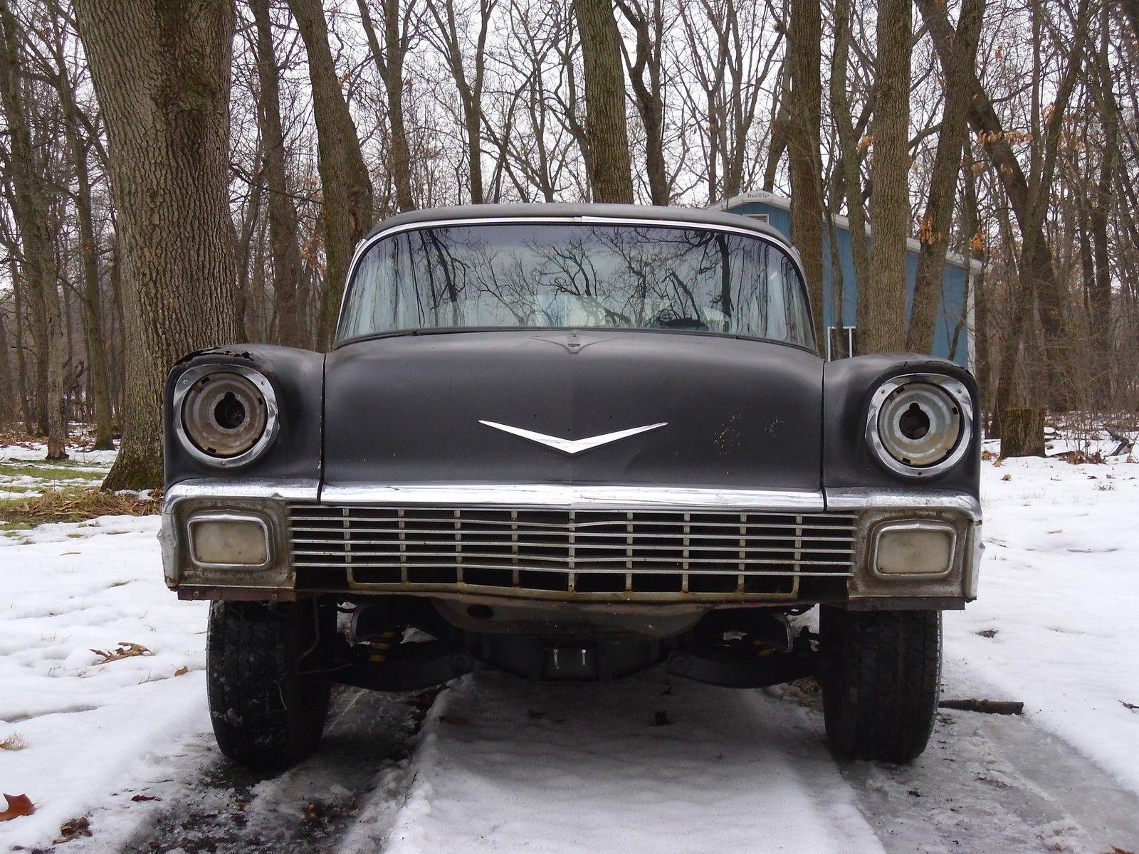 1956 chevrolet bel air custom 2 door post 161164 - Filename 1956 Chevrolet Bel Air 2 Door Post 3 Jpg