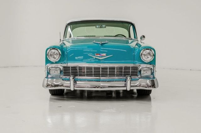 1956 Chevrolet Bel Air 2251 Miles Turquoise Coupe 383 Stroker 700 R4
