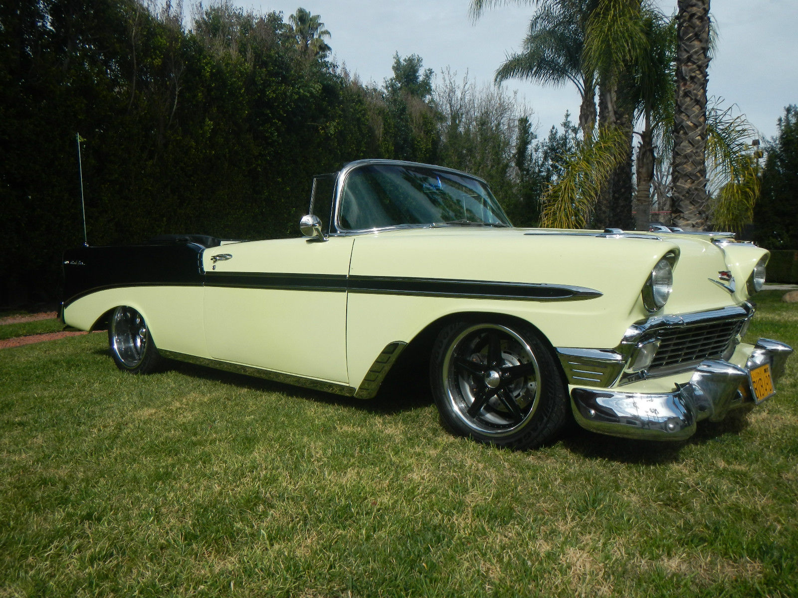 1956 chevrolet bel air convertible for sale - 1956 Chevrolet Bel Air 150 210