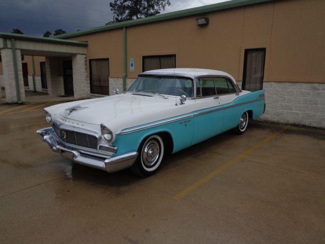 1956 chrysler new yorker 4 dr hardtop for 1956 chrysler new yorker 4 door