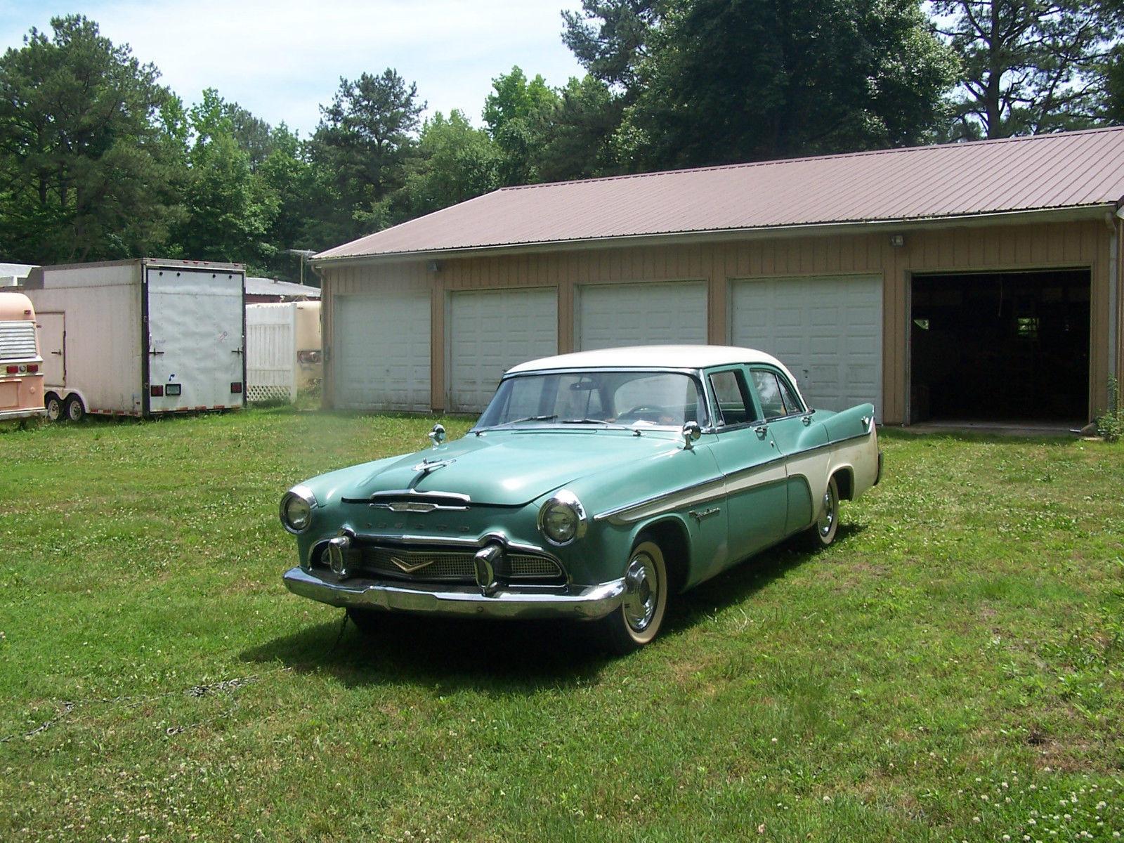 1956 desoto firedome seville 4 door hardtop 1 of 10 - 1956 Desoto Firedome