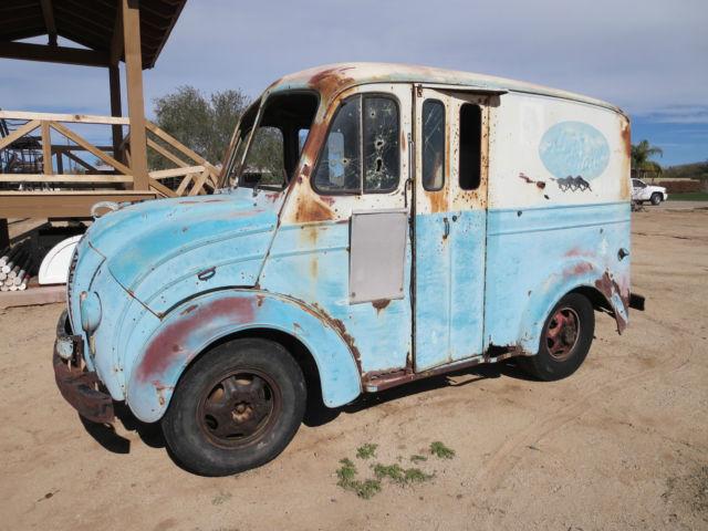 Tucson Car Auction >> 1956 Divco Milk Truck Slantback for sale in Tucson, Arizona, United States for sale: photos ...