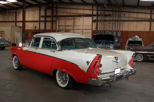 1956 dodge custom royal lancer 4 door sedan for sale in for 1956 dodge custom royal 4 door