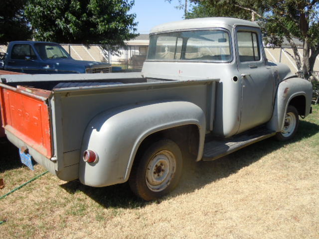 1956 ford project truck for sale in bakersfield california united states. Black Bedroom Furniture Sets. Home Design Ideas