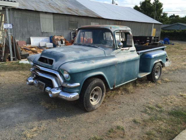 1956 GMC Pickup Truck,California Truck, 1/2 Ton,1955,1957 ...