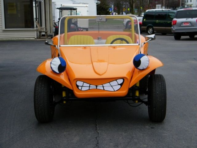 Clear Lake Vw >> 1957 57 Volkswagen Beetle Chassis Speed Buggy Manx-Style ...