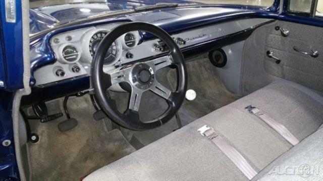1957 chevrolet 210 327ci v8 4 speed manual transmission. Black Bedroom Furniture Sets. Home Design Ideas