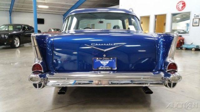 1957 Chevrolet 210 327ci V8 4 Manual Guide