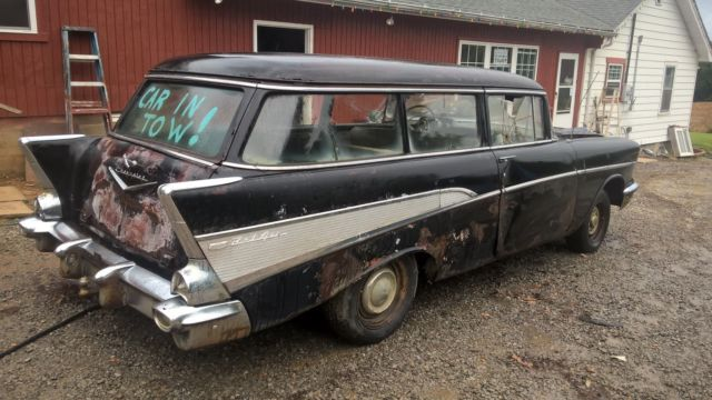 1957 chevrolet 210 wagon 6 passenger 57 2 door belair for 1957 chevy 2 door wagon for sale