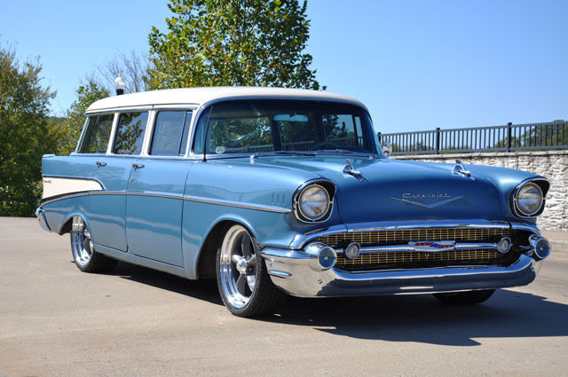 1957 Chevrolet 210 Wagon Station Wagon Suv For Sale In