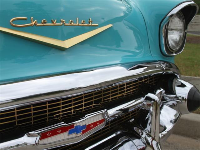 Chevrolet Bel Air Frame Off Restoration Stunning Chevy