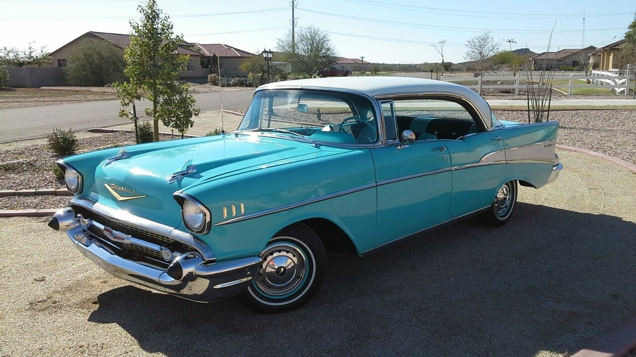 1957 chevrolet belair 4 door hardtop sports coupe for sale for 1957 belair 4 door hardtop