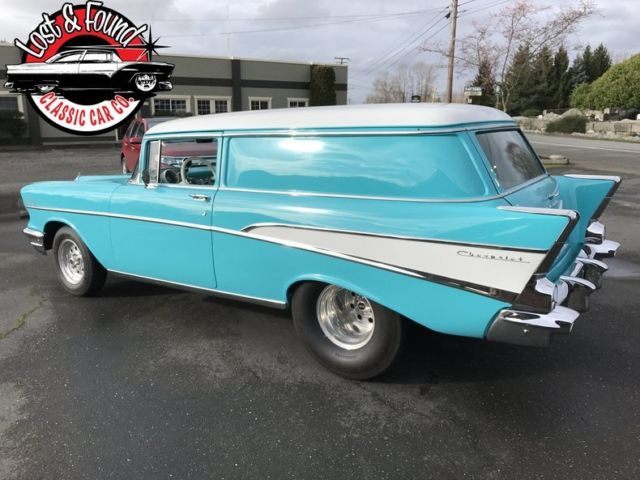 1957 chevrolet sedan delivery pro street 0 blue 454 v8 4 speed. Black Bedroom Furniture Sets. Home Design Ideas