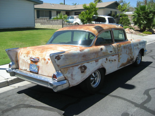 1957-chevy-1211-b-utility-sedan-2-door-black-widow-coupe-4  Chevy Heater Wiring on coupe interior, front door arm rests, ad bel air 150, sport coupe original interior, removed nose,