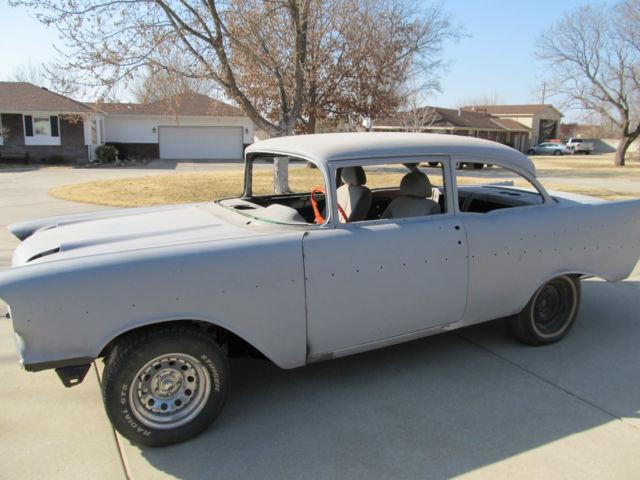 1957 chevy 2 door post 210 for 1957 chevrolet 2 door post