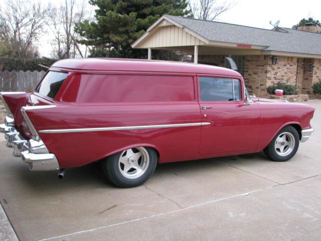 1957 Chevy 2 door wagon / sedan delivery for sale in