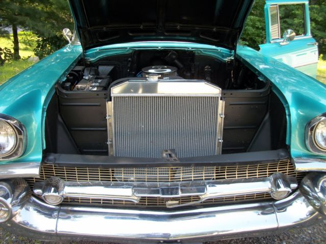 1957 Chevy 210 400 Sb 4 Spd