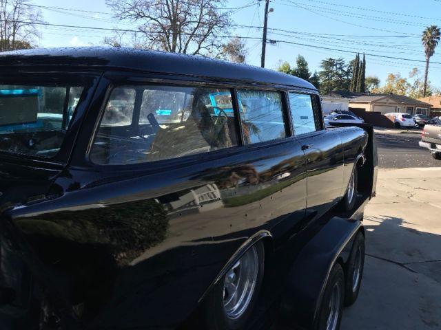 1957 chevy 2dr wagon handyman 210 283 v8 3 speed manual transmission. Black Bedroom Furniture Sets. Home Design Ideas