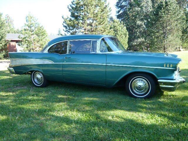 1957 chevy bel air 210 2 door hardtop for 1957 chevy two door hardtop