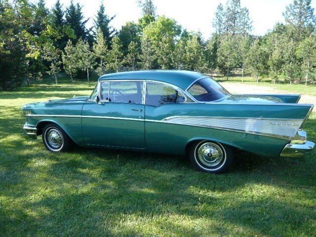 1957 chevy bel air 210 2 door hardtop for 1957 chevy 210 2 door