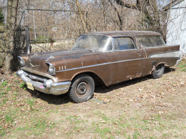 1957 chevy Nomad - great project car for sale in Paramus ...