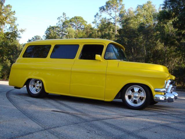 1957 chevy suburban restomod pro touring hot rod power tour long hauler video. Black Bedroom Furniture Sets. Home Design Ideas