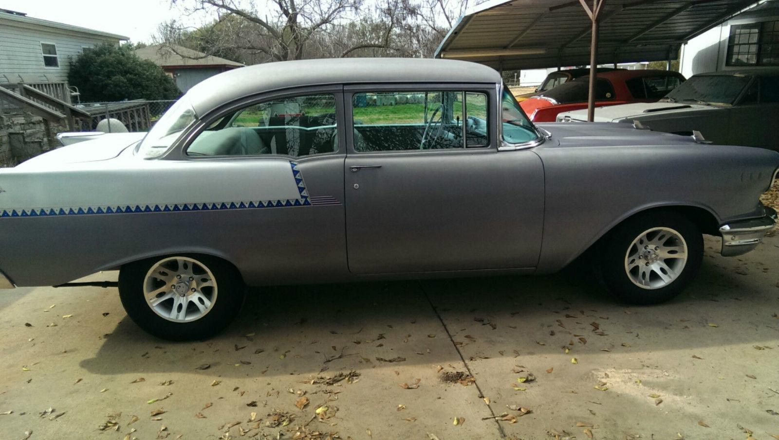1957 chevy two door sedan for sale in mabank texas for 1957 chevy 2 door sedan