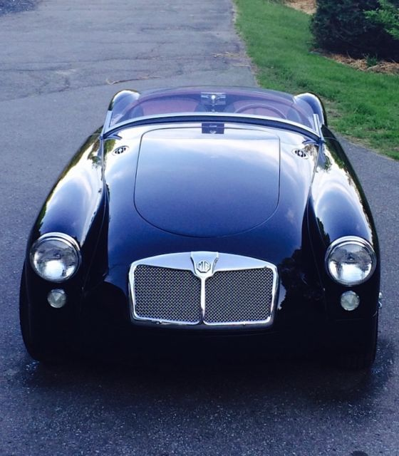 1957 CUSTOM MGA For Sale: Photos, Technical Specifications