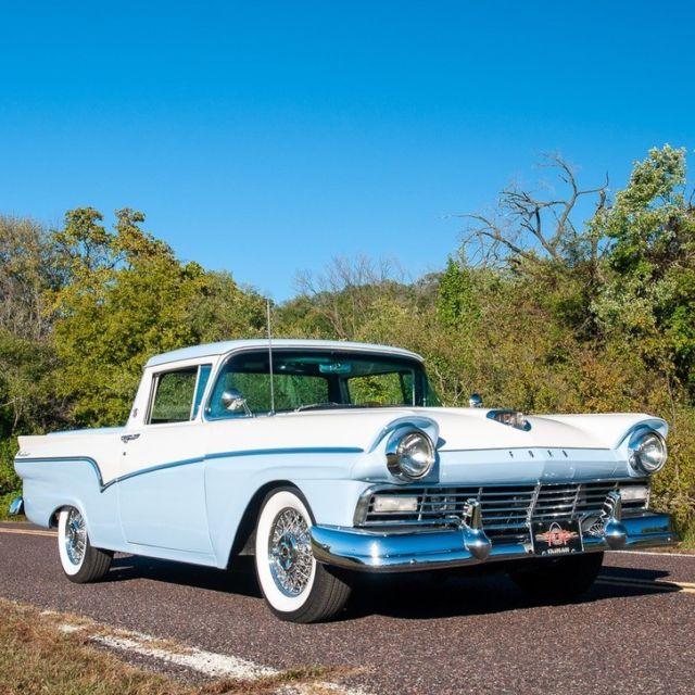 1957 Ford Custom Ranchero U00c2 For Sale  Photos  Technical Specifications  Description