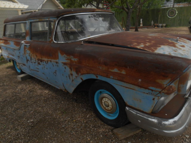 1957 ford two door station wagon ranch wagon for 1957 ford 2 door ranch wagon