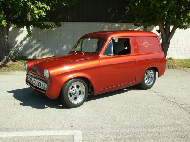 1957 Hillman Husky Special Delivery Panel Wagon See Embedded Video For Sale In Jeffersonville