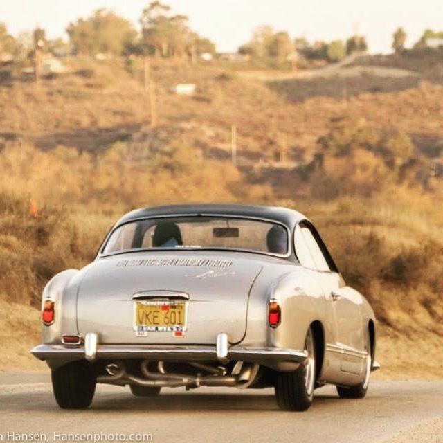 1957 Lowlight Karmann Ghia For Sale In Oceanside